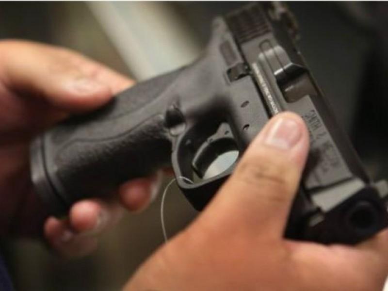 En Colima 24 delitos con arma al día