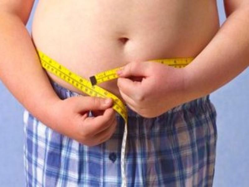 En Colima, 4 de 10 menores padecen obesidad