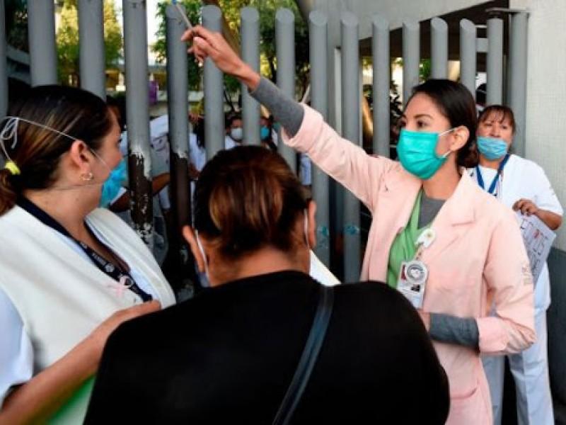 En Colima se respeta al personal de salud