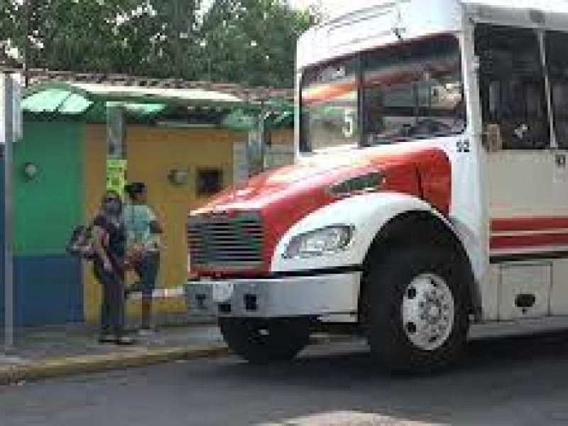 En Colima suman más de 2,500 unidades de transporte público