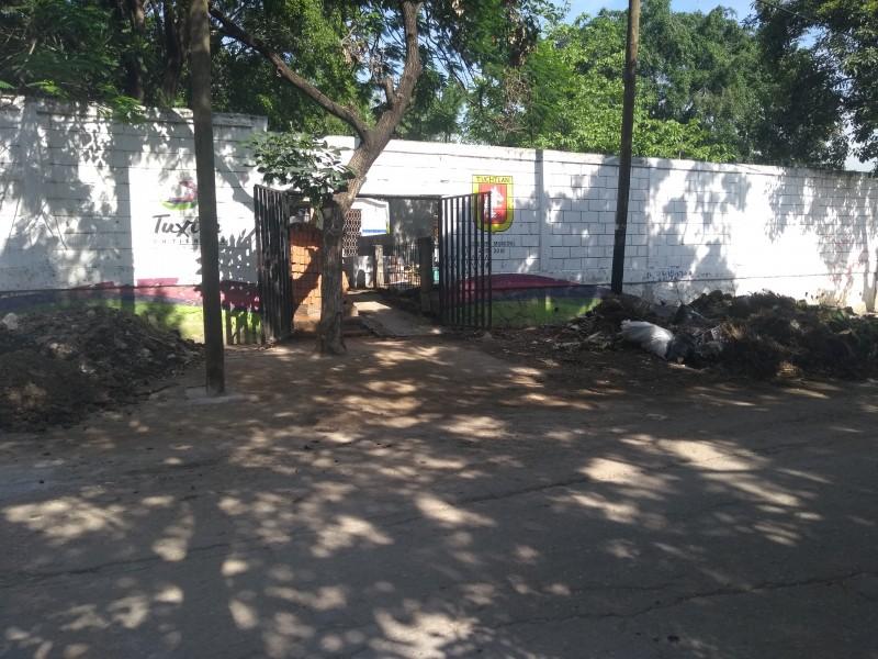 En completo abandono barrio San Cruz: habitantes