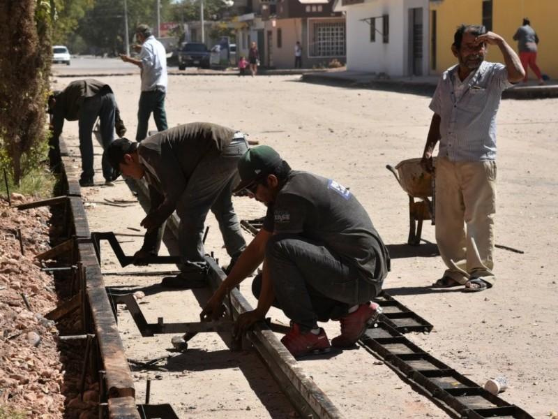 En crisis, por escasa obra pública en Sinaloa