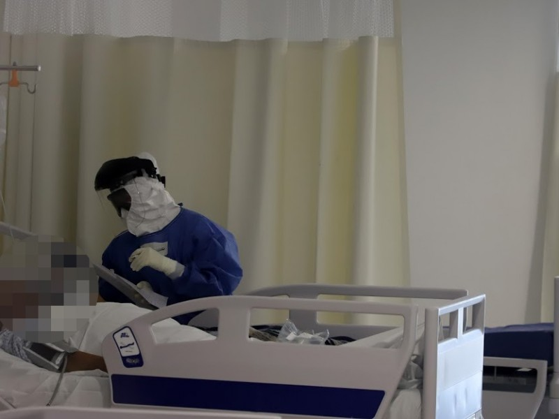 En cuarentena, buque con 13 pacientes positivos a covid-19