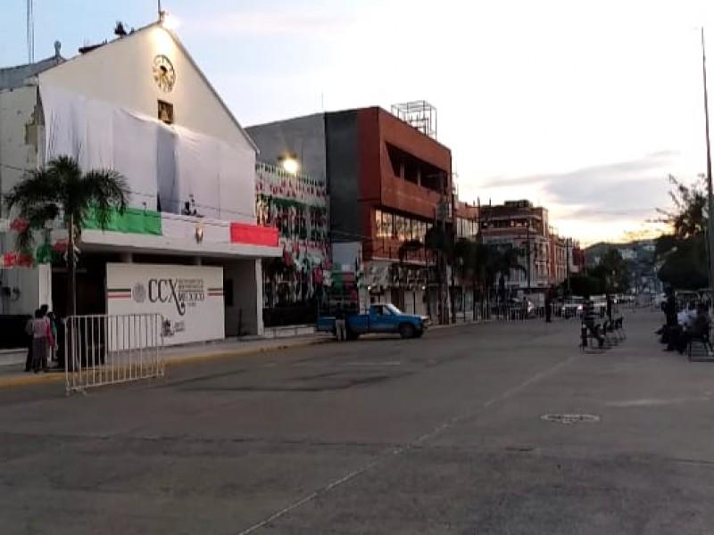 En cuarentena festejaron grito de independencia salinacrucenses