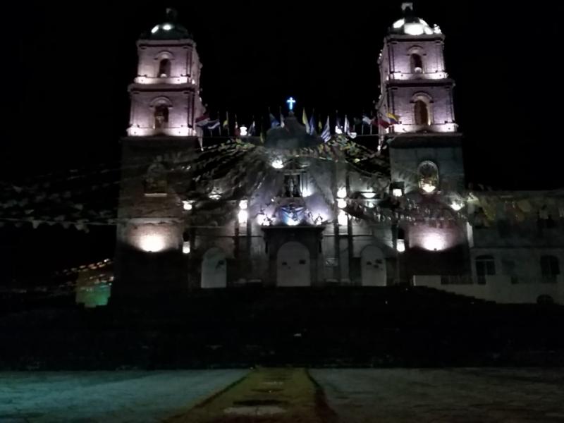 En decadencia fiestas guadalupanas de Jiquilpan
