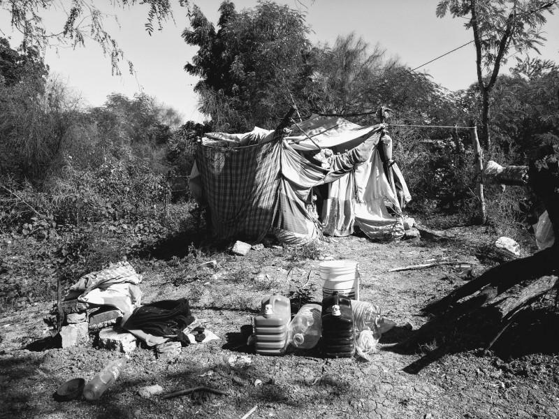 En deplorables condiciones viven jornaleros agrícolas
