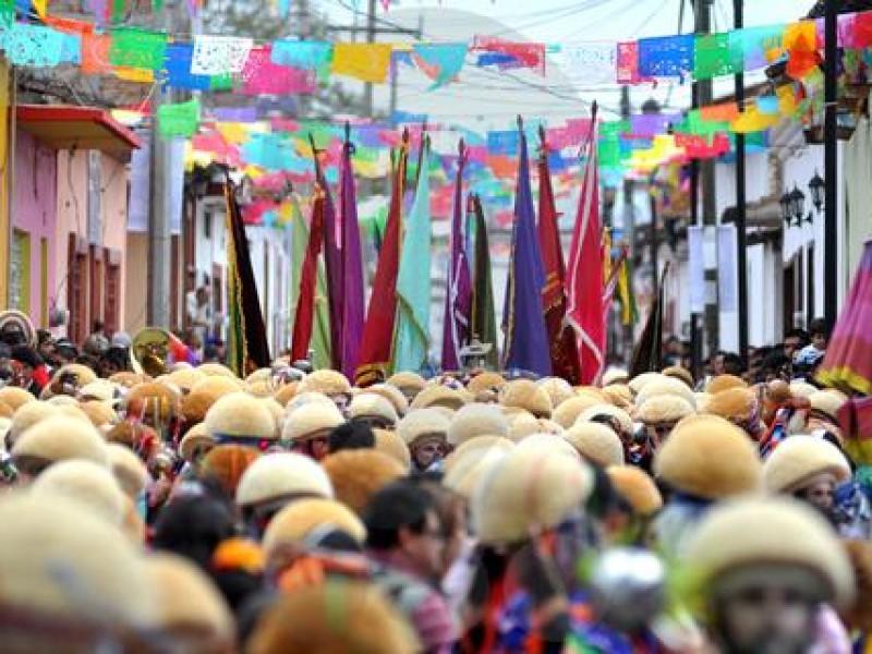 En el limbo Fiesta Grande de Chiapa de Corzo