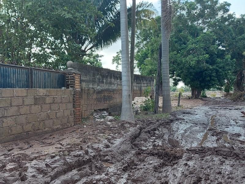 En el olvido comunidad El Tamarindo; habitantes piden desesperadamente ayuda