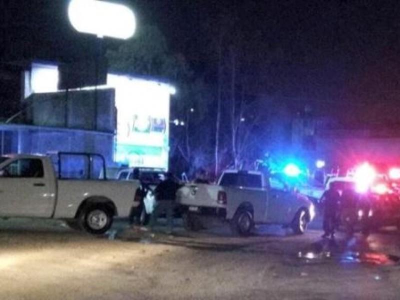 En emboscada ejecutan director policial de Juan Aldama
