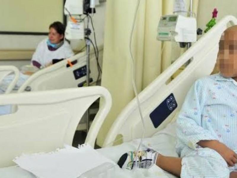 En espera de que niños con cáncer reciban atención oportuna