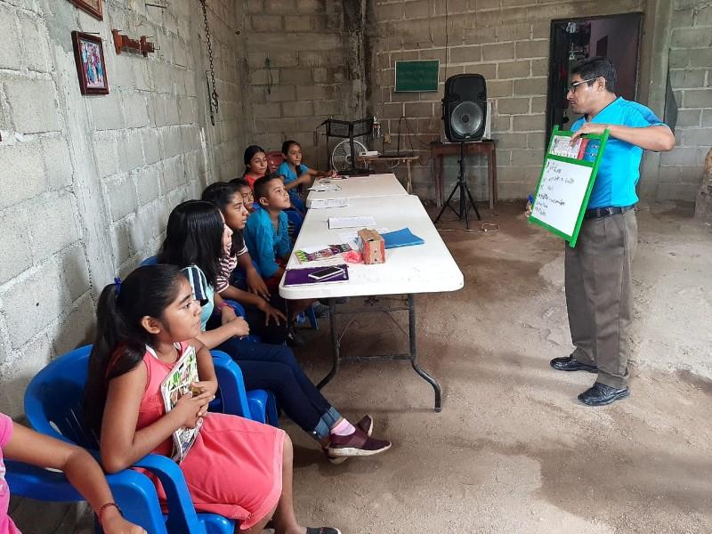 En grave peligro de desaparecer lengua chontal de Oaxaca