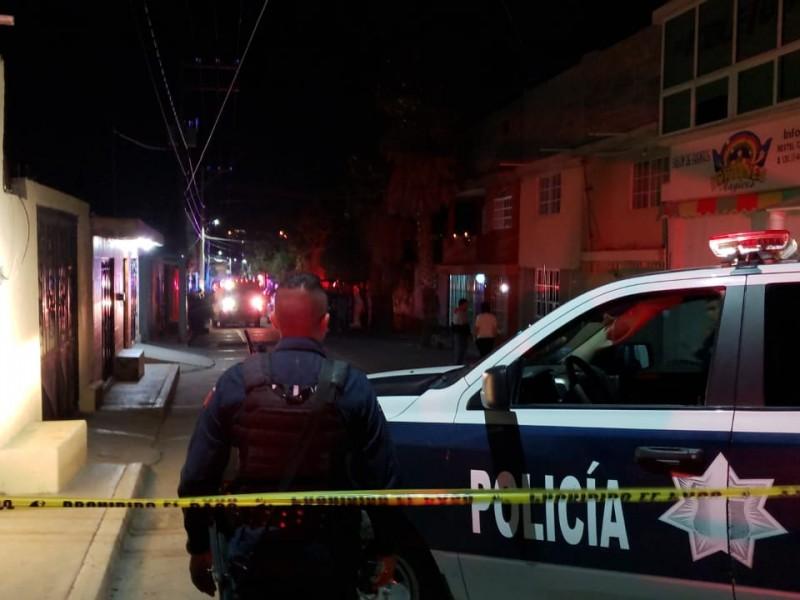 En Guadalupe agreden a cuatro hombres a balazos