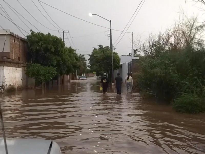 Guasave en alerta por lluvias de