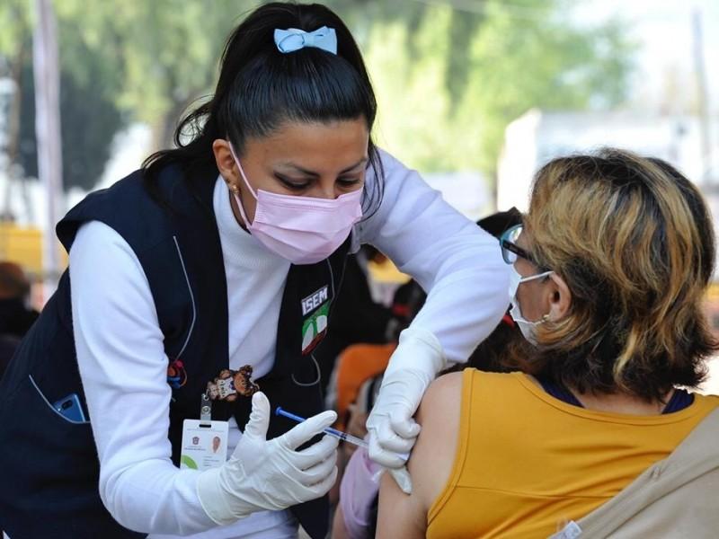En Hermosillo 65% de población tiene esquema completo de vacunación