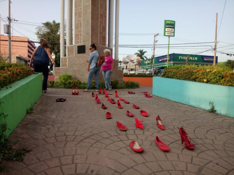En incremento feminicidios en Veracruz