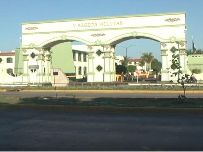 En instalaciones improvisadas, Guardia Nacional en Jalisco