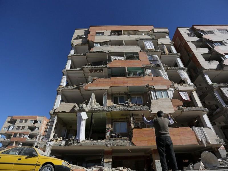 En Irán no deja de temblar; 378 heridos