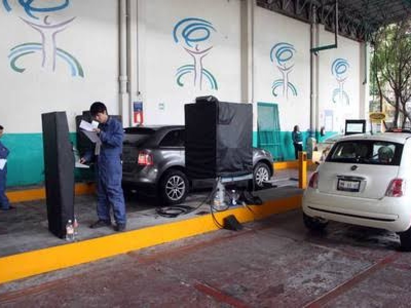 En julio se reanudará verificación vehicular