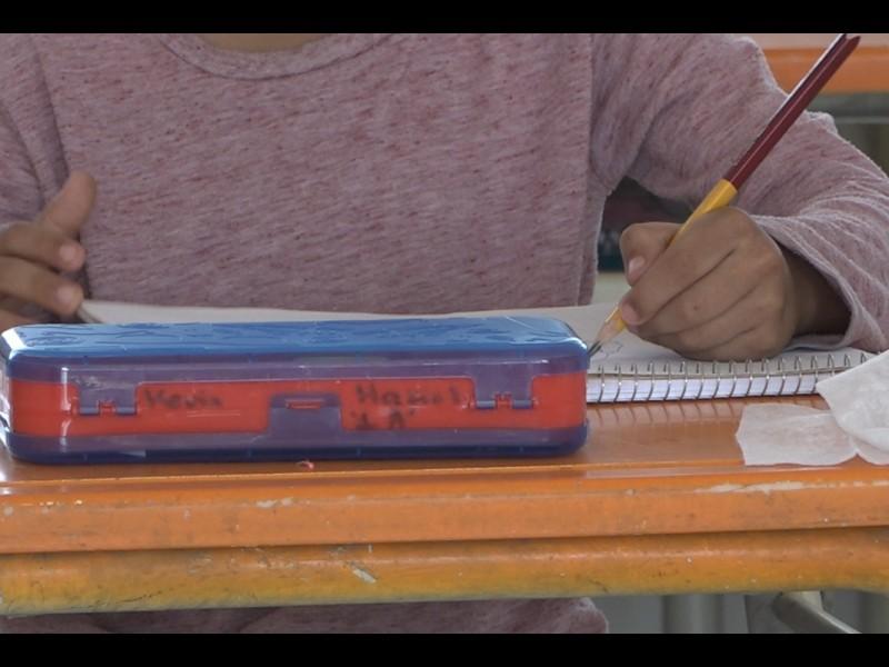 📹En la delegación centro-sur, 72 escuelas regresaron a clases