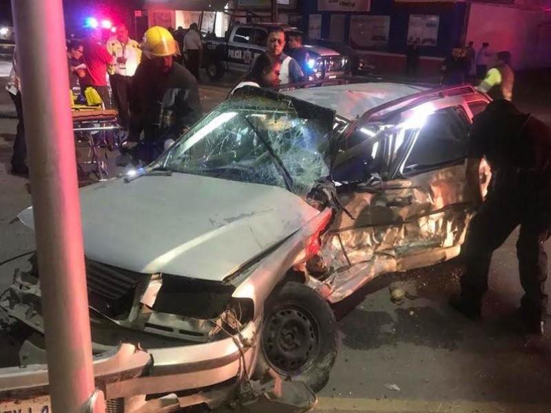 En la Laguna, Torreón encabeza accidentes viales