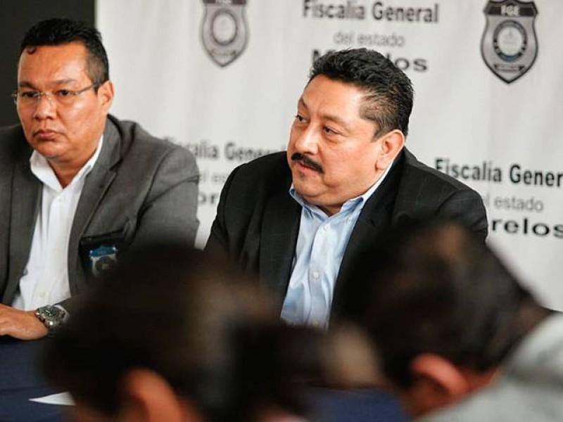 En la mira... el fuero del fiscal de Morelos