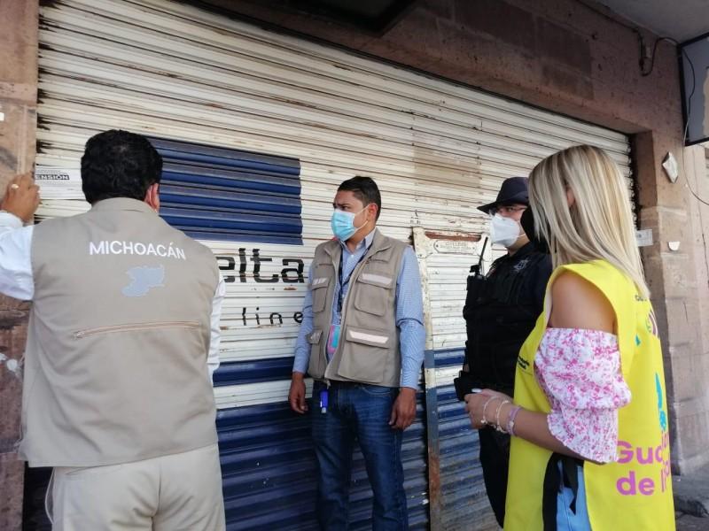 En La Piedad, 12 establecimientos suspendidos por no cumplir normas