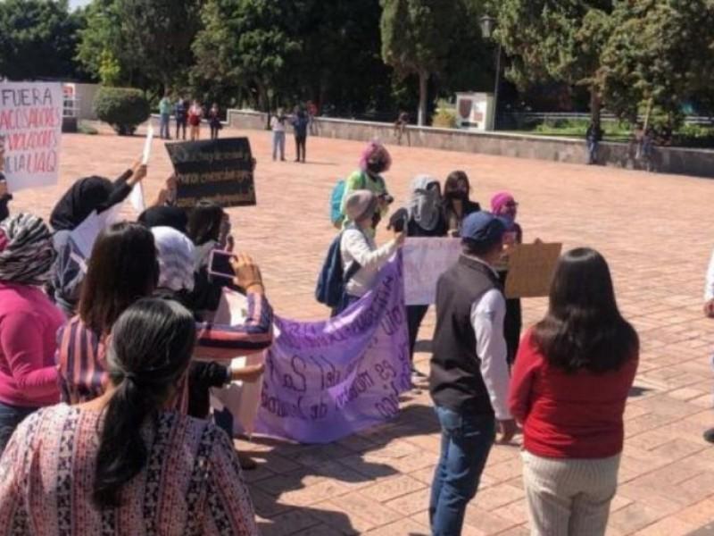 En la UAQ cero tolerancia a la violencia de género
