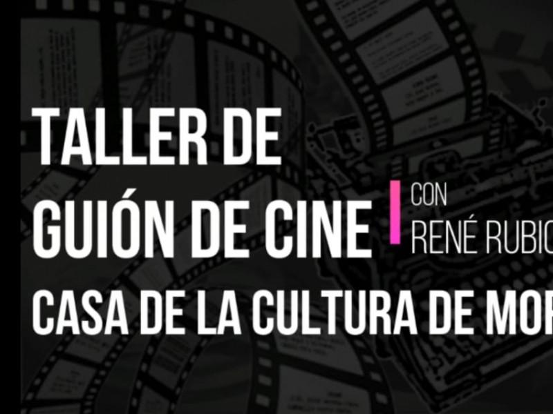 En línea, clases para elaborar un guion cinematográfico