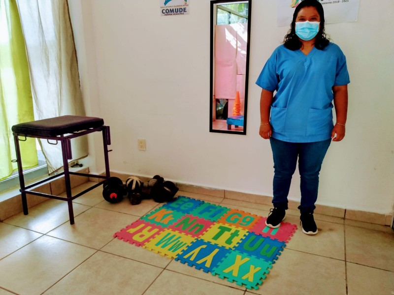 En marcha módulo de Fisioterapia Deportiva en Tuxpan