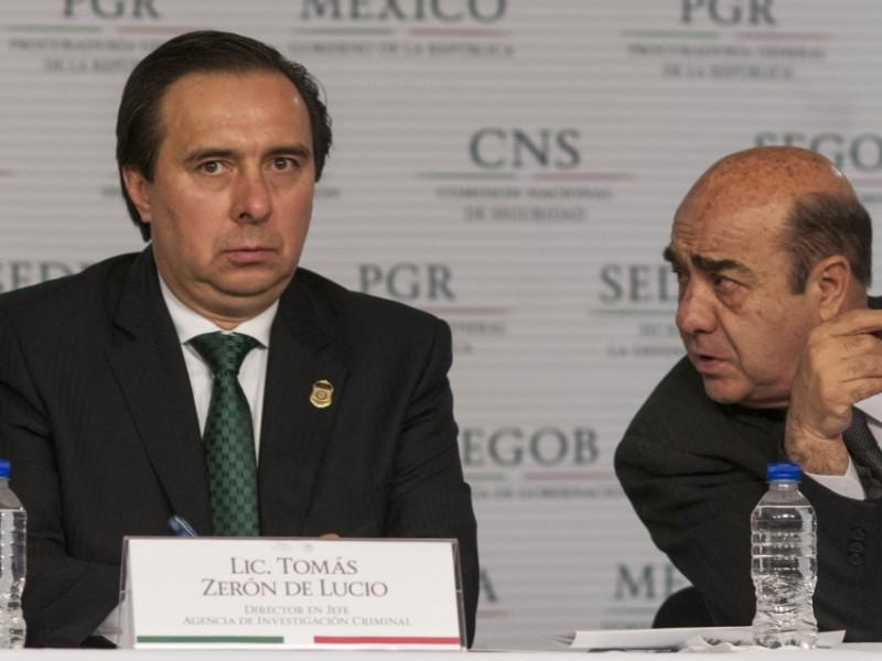 En medio de crisis, Tomás Zerón se ampara contra arresto