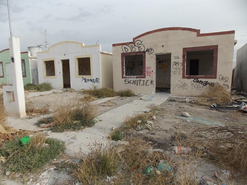 En México 650 mil viviendas están abandonadas: SEDATU