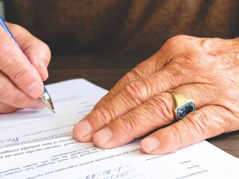En México, una de cada 20 personas tiene testamento