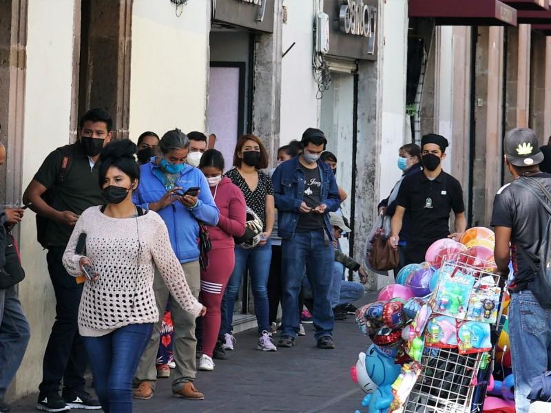 En Michoacán, 137 nuevos casos de Covid 19 este jueves