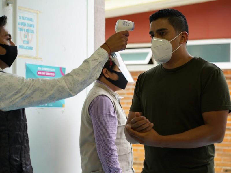 En Michoacán, 137 nuevos casos de Covid 19 este sábado