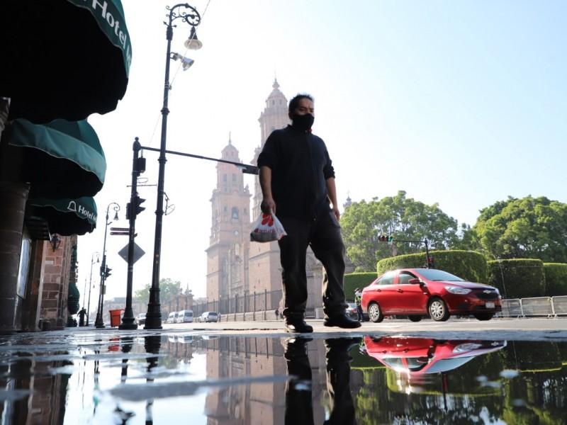 En Michoacán, 141 nuevos casos de Covid 19 este domingo