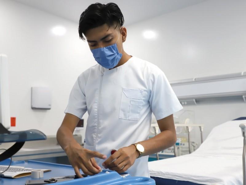 En Michoacán, 805 nuevos casos de Covid19 este martes