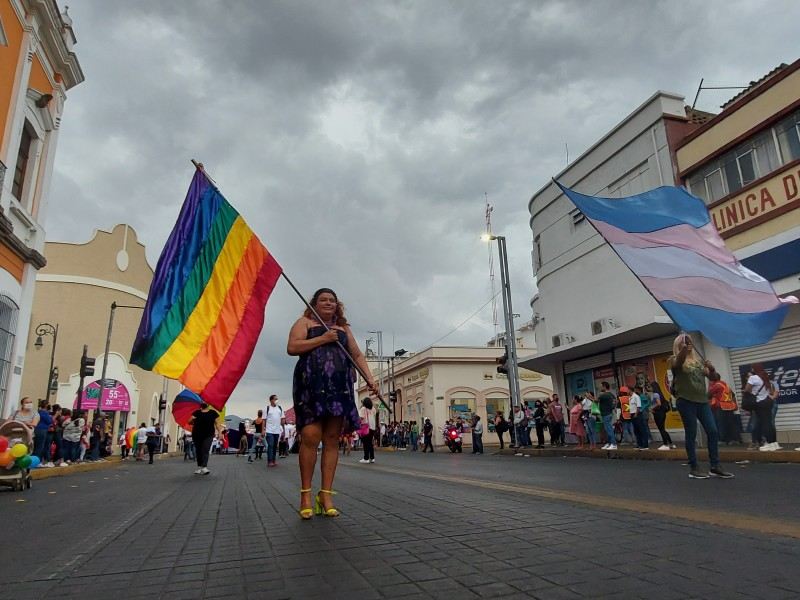 En Nayarit continúa discriminación contra grupo trans; denuncia comunidad LGBT+