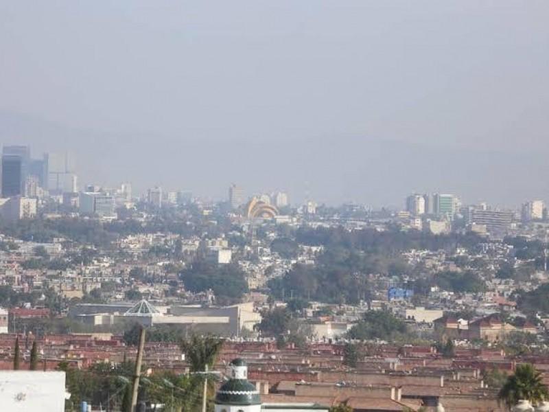 En niveles permitidos calidad del aire en Puebla