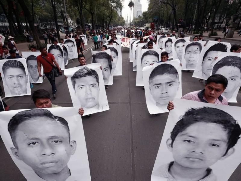 📹En noviembre, informe final sobre caso Ayotzinapa