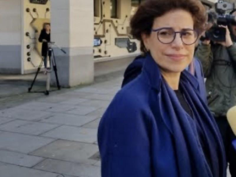 Hasta noviembre Karime Macías enfrentará juicio de extradición