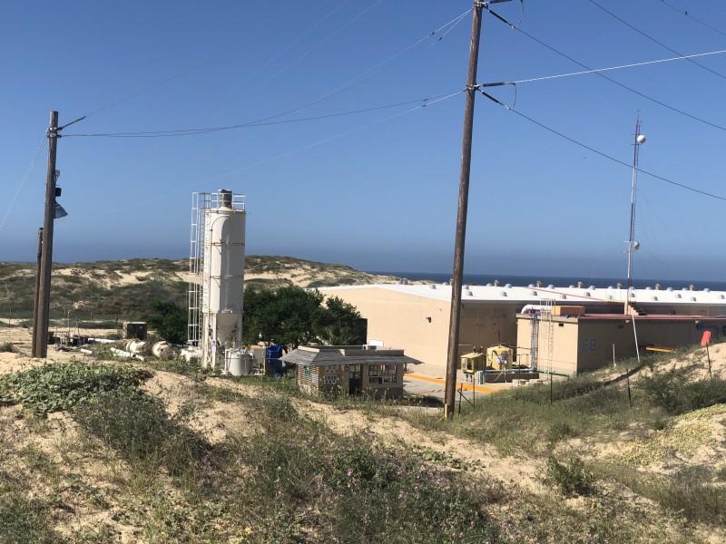 En noviembre se iniciará la construcción de las planta desaladora