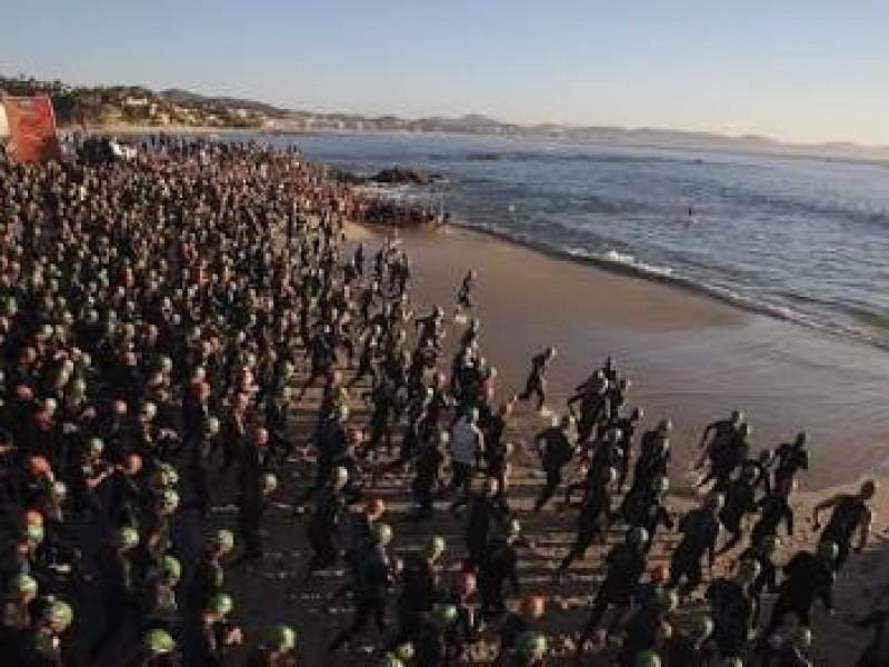En noviembre se realiza Ironman Los Cabos