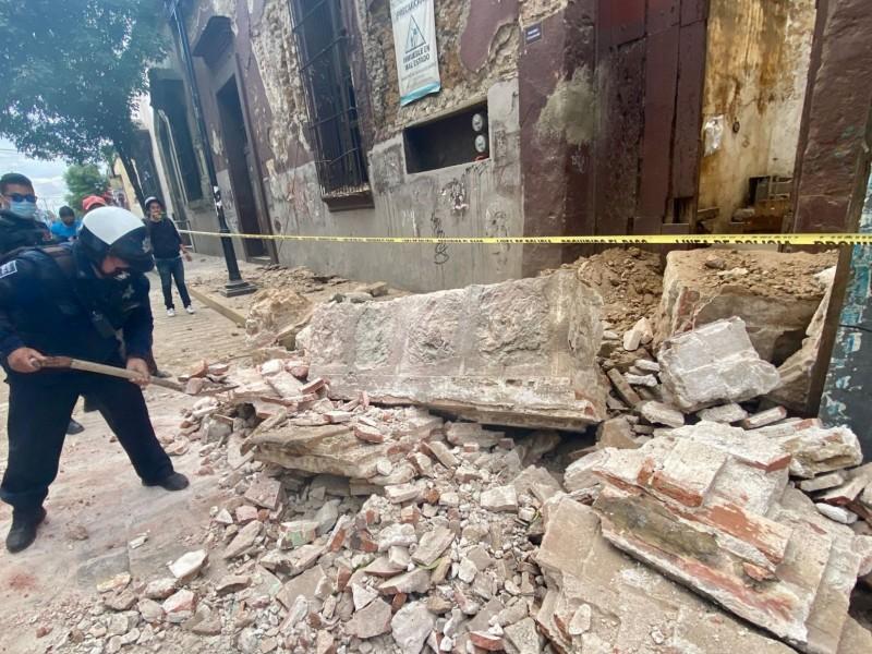 En Oaxaca continúan las afectaciones por el sismo