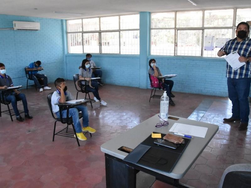En observación, regreso semi presencial en escuelas de La Laguna