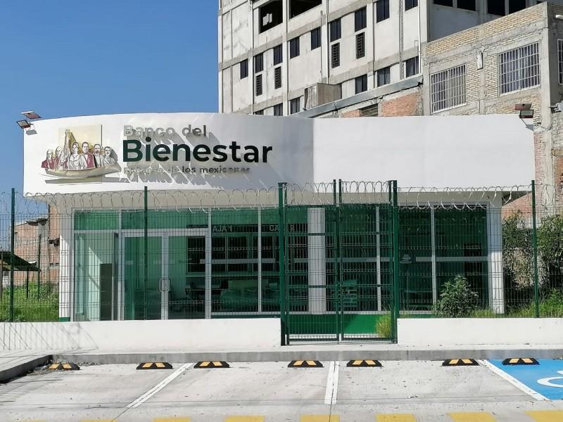 En octubre aperturan 3 de 4 Bancos del Bienestar Tehuacán