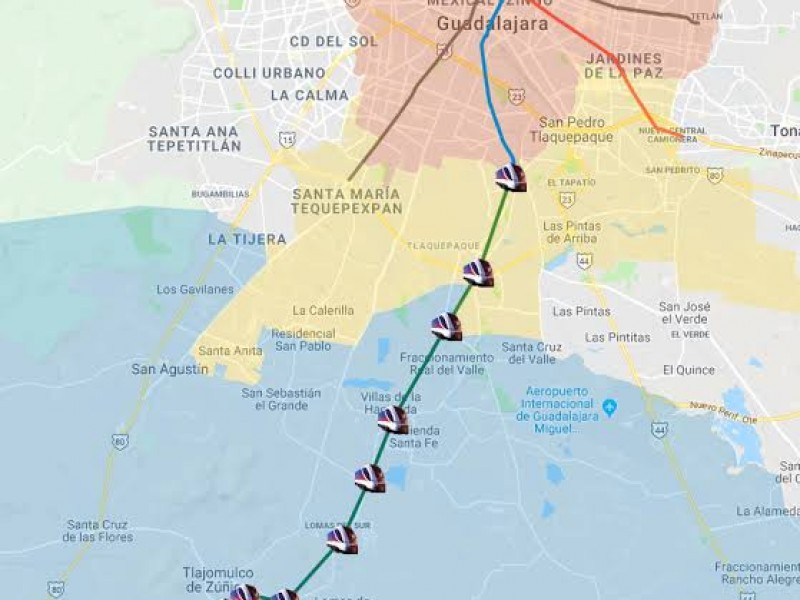 En octubre arranca obra de la L4 del Tren Ligero