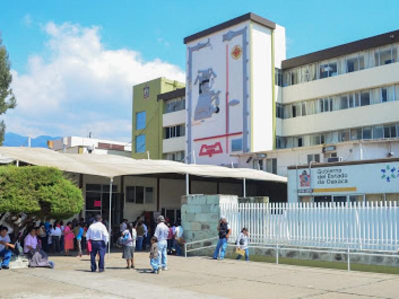 En operación Plan de Respuesta Intersectorial en Hospitales de Oaxaca