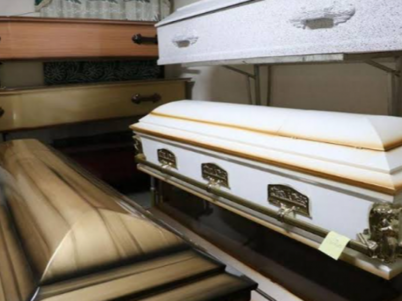 En pandemia las funerarias, fueron grandes ganadoras