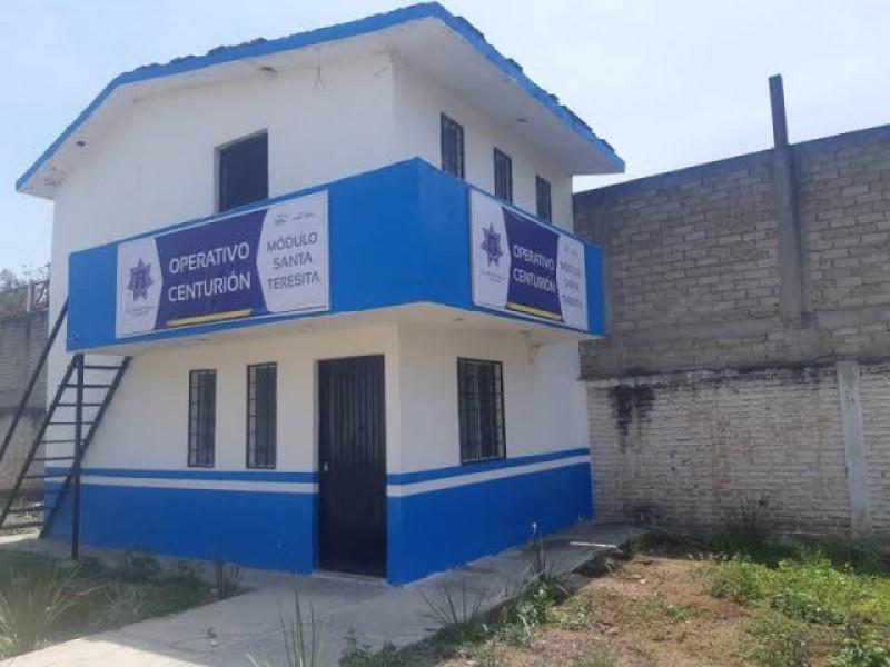 En pausa rescate de casetas de policía en Tepic