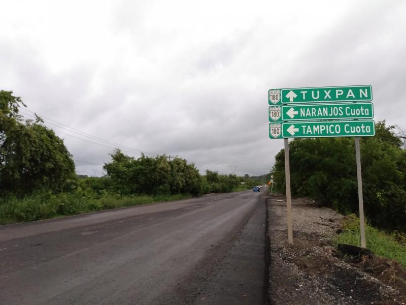 En pésimas condiciones carreteras del norte del Estado